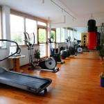 Fitness at the Mineralienhotel